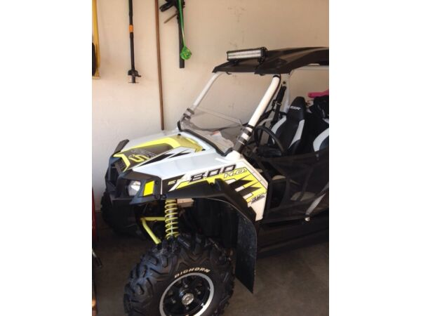 Used 2014 Polaris RZRS 800 EPS
