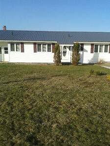 House for rent Elmsdale NS 15 minutes from Hfx airport