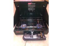 Coleman duel fuel campstove 424 camping stove petrol