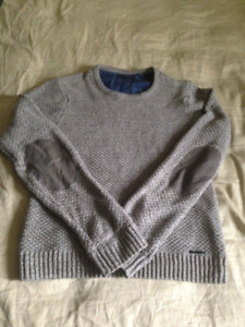 William Rast Knit Sweater