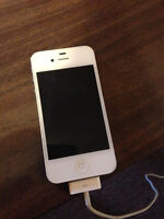 16GB Apple IPhone 4S For Sale - White