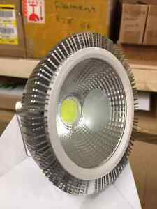 ~~Clearance!!! LED  PAR 38-Cool White 5000K-COB Non Dimmable~~~