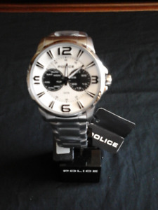 Authentic Brand New Police Watch