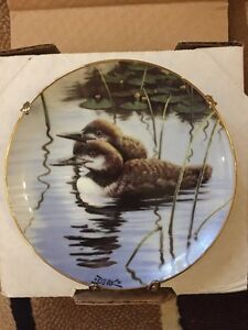 """Time for Reflections"" Collectors Plate"