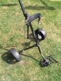 Slazenger golf trolley new