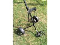Slazenger golf trolley new