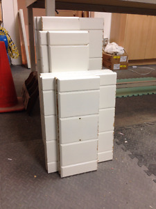 Used Drawers Fronts and Doors from Old Kitchen
