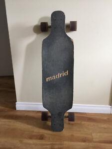 Longboard Madrid 34po