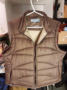 Windriver brown vest 2xl