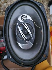Pioneer TS-A6903i 6x9 speaker pair