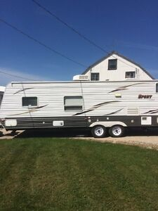 2010 Dutchman Sport quad bunk Stratford Kitchener Area image 2