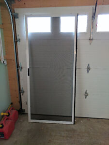 36x80 Sliding Screen for patio door.