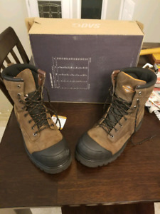Never used work boots size 12