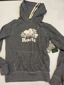 Roots Original Kanga Women's Hoody -  brand new - Size small