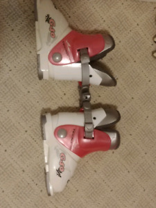 Techno Pro G40 Ski Boots - Size 8 - Great Condition