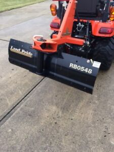 LOOKING FOR 60 INCH REAR BLADE FOR KUBOTA BX TRACTOR