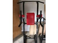 PARABODY Power tower - Body Abs + Pull Up & Dip Station - 66% off Purchase Price - Used but As New