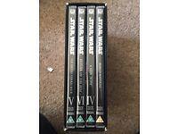 Star Wars 4-6 DVD boxset