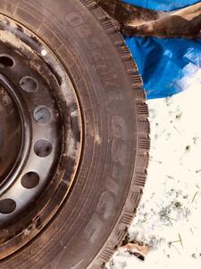 Mitsubishi Outlander Tires and Mats and More