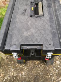 Stanley Pull along Tool box