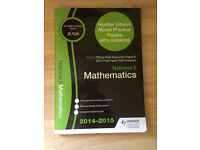 National 5 Maths past papers