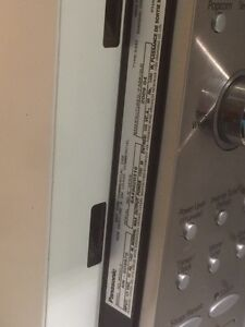 Panasonic microwave oven West Island Greater Montréal image 4