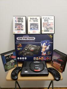 SEGA Genesis Flashback + 5 Games