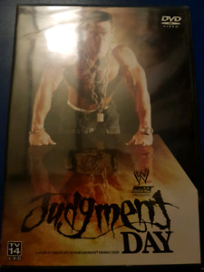 WWE Judgment Day 2005 DVD (NEW)