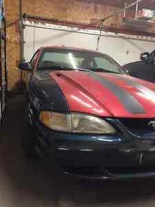 1995 Ford Mustang GT Coupe (2 door) Regina Regina Area image 2