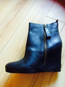 Nine West Wedge Ankle Boots