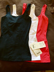 Lululemon Tanks Brand New - Tags Still On