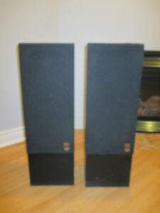 Two Post Audio Free  Standing Stero Speakers 50 watts