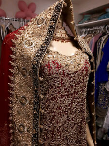 Pakistani Bridal, Wedding and Party Collection!