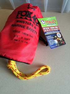 Fox 40 Rescue Throw bag NEW