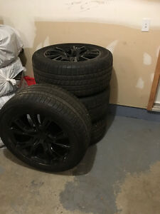 Pirelli - Ice & Snow Tires / Rims - 2015 Jeep Grand Cherokee SRT