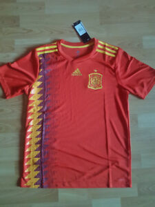 Spain Jersey / Maillot Espagne - 2018