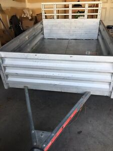 Utility trailer in mint condition