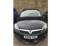 2006 Vauxhall Astra 3DR Black SXI Needs TO GO!