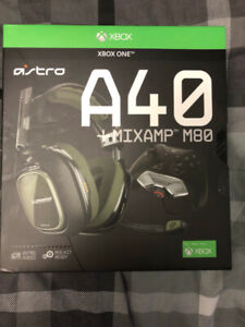 ed0be05962b Astro A40 Xbox One | Kijiji in Ontario. - Buy, Sell & Save with ...