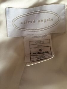 Size four flower girl dress Alfred Angelo London Ontario image 3