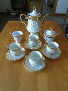 Household JAPAN TEA SET with TRAY - $75