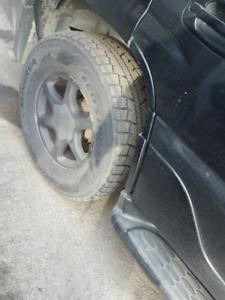 4x 265 70 17 it 10 plie new winter tires !!!
