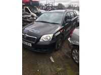 Toyota avensis 2.0 d4d ( breaking full vehicle for parts )