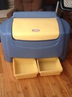 Little tykes toy box