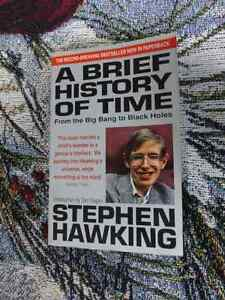 A Brief History of Timy by Stephen Hawkings