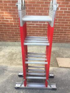 Louisville Ladder - Articulating