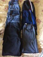 Pantalons garcons grandeurs 12-14-16 ans