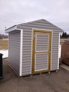 New Sheds 7'x8'