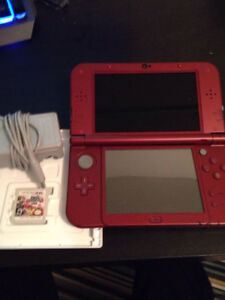 Nintendo 3DS XL and Supersmash bros