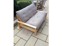 2 seater futon